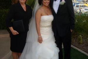 Photo #4: Wedding Officiant ($150).  Weddings by Tylene