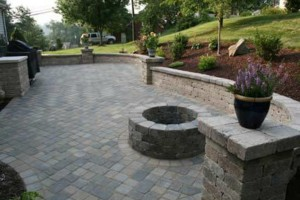 Photo #5: Block walls, Pavers, much more!