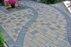 Photo #1: Block walls, Pavers, much more!