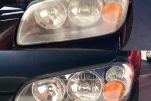 Photo #15: $34.99 SPECIAL Quality Mobile Headlight Restoration Service