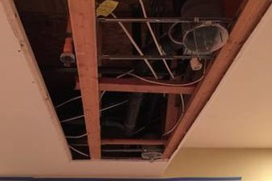 Photo #16: Drywall Repairs Done Fast!!