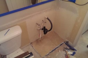 Photo #11: Drywall Repairs Done Fast!!