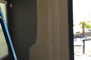 Photo #3: Drywall Repairs Done Fast!!