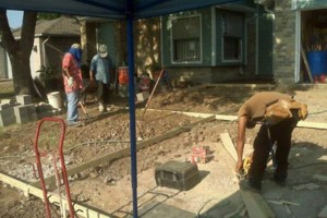 Photo #13: SAL'S FOUNDATION & REMODELING