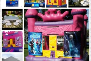 Photo #1: Brincolines /jumper/bouncy Rental $60
