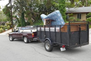 Photo #6: AFFORDABLE item MOVING and junk HAULING