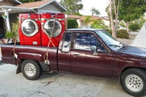 Photo #1: AFFORDABLE item MOVING and junk HAULING