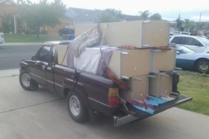 Photo #5: AFFORDABLE item MOVING and junk HAULING