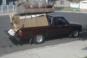 Photo #4: AFFORDABLE item MOVING and junk HAULING