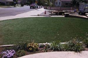 Photo #4: Artificial Lawns, Hardscapes