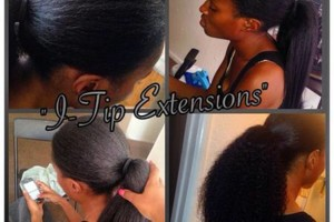 Photo #14: I-TIP/U-TIP EXTENSIONS. BOSS QUEEN BEAUTY BOUTIQUE. TRAVELING SALON