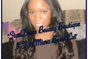 Photo #13: I-TIP/U-TIP EXTENSIONS. BOSS QUEEN BEAUTY BOUTIQUE. TRAVELING SALON