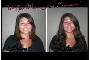 Photo #12: I-TIP/U-TIP EXTENSIONS. BOSS QUEEN BEAUTY BOUTIQUE. TRAVELING SALON
