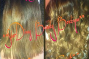 Photo #6: I-TIP/U-TIP EXTENSIONS. BOSS QUEEN BEAUTY BOUTIQUE. TRAVELING SALON