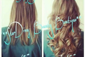Photo #5: I-TIP/U-TIP EXTENSIONS. BOSS QUEEN BEAUTY BOUTIQUE. TRAVELING SALON