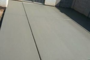 Photo #21: CONCRETE SOLIS - SALT FINISH, EXPOSED AGGREGATED...
