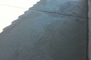 Photo #4: CONCRETE SOLIS - SALT FINISH, EXPOSED AGGREGATED...