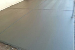 Photo #7: CONCRETE SOLIS - SALT FINISH, EXPOSED AGGREGATED...