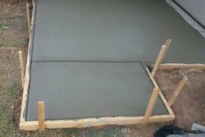 Photo #9: CONCRETE SOLIS - SALT FINISH, EXPOSED AGGREGATED...