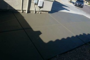 Photo #10: CONCRETE SOLIS - SALT FINISH, EXPOSED AGGREGATED...