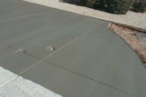 Photo #12: CONCRETE SOLIS - SALT FINISH, EXPOSED AGGREGATED...