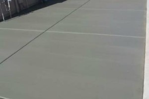 Photo #13: CONCRETE SOLIS - SALT FINISH, EXPOSED AGGREGATED...