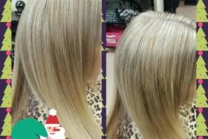 Photo #1: $50 COLOR & CUT! Rockin Blondes Salon