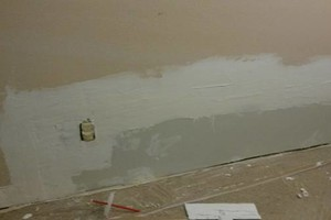 Photo #8: Sheetrock/Drywall Repair. Clean & Curtious