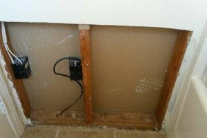 Photo #1: Sheetrock/Drywall Repair. Clean & Curtious
