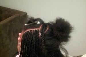 Photo #7: DISCOUNT 15$ OF FOR ALL STYLES! BEST AFRICAIN HAIR BRAIDING!