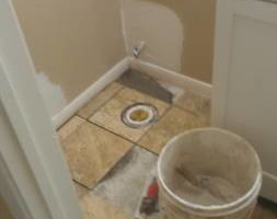 Photo #6: RV&J Handyman Service - Tile/ Drywall/ Paint