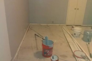 Photo #3: RV&J Handyman Service - Tile/ Drywall/ Paint