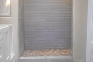 Photo #1: Tile Shower Bath Remodel Tech