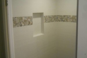 Photo #2: Tile Shower Bath Remodel Tech
