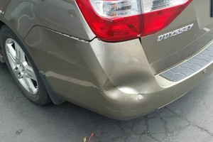 Photo #6: Quality Auto Body Repair by Nicholas (specialize in plastic bumper repair)