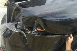 Photo #4: Quality Auto Body Repair by Nicholas (specialize in plastic bumper repair)