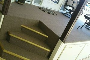 Photo #4: Carpet and vinyl installation. Reasonable prices!!!!