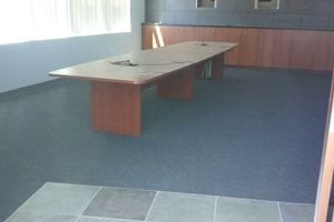 Photo #1: Carpet and vinyl installation. Reasonable prices!!!!