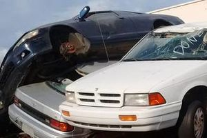 Photo #1: Do you have an ugly vehicle that needs to go away. Call us. Free