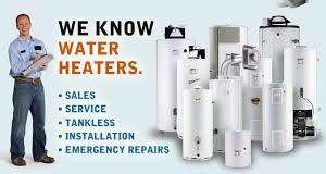 Photo #1: WATER HEATER REPLACE from $189.95!  AC-MEN