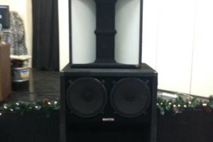 Photo #2: Sound System/ DJ for hire/rent