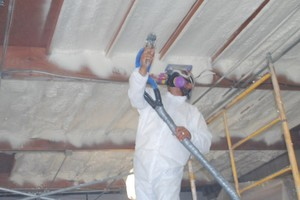 Photo #1: Indigo Spray Foam Insulation