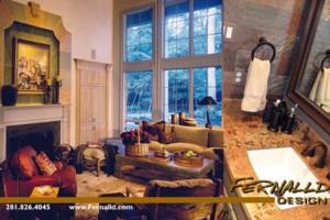 Photo #2: Fernalld Design. Houston Professional Interior Design