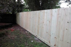 Photo #1: Privacy fences and more! Affordable prices, friendly faces