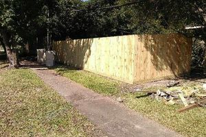 Photo #3: Privacy fences and more! Affordable prices, friendly faces