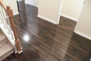 Photo #5: PERGO WOOD FLOORING INSTALLATION