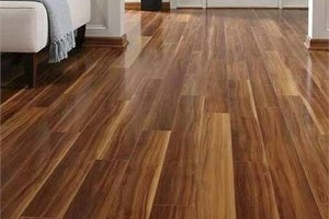 Photo #4: PERGO WOOD FLOORING INSTALLATION