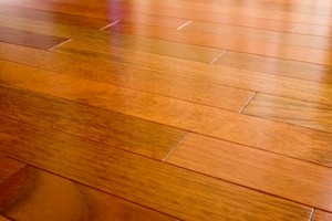Photo #3: PERGO WOOD FLOORING INSTALLATION