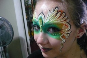 Photo #1: LA Professional Face Painters - Face Painting AND Balloons too!! $60
