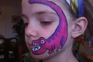 Photo #2: LA Professional Face Painters - Face Painting AND Balloons too!! $60